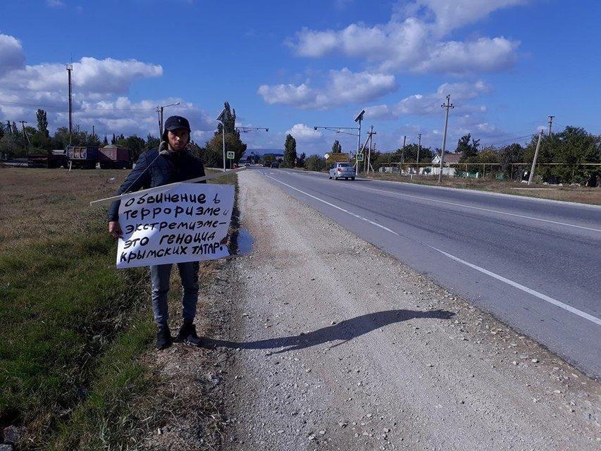 Силовики задержали 49 пикетчиков - фото 81800