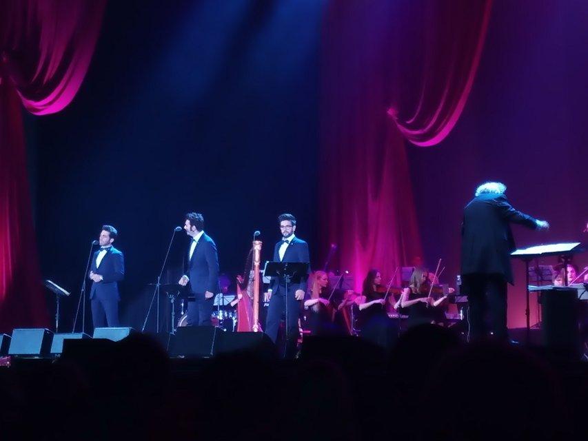 IL VOLO в Киеве концерт 23 окртября - фото 84142