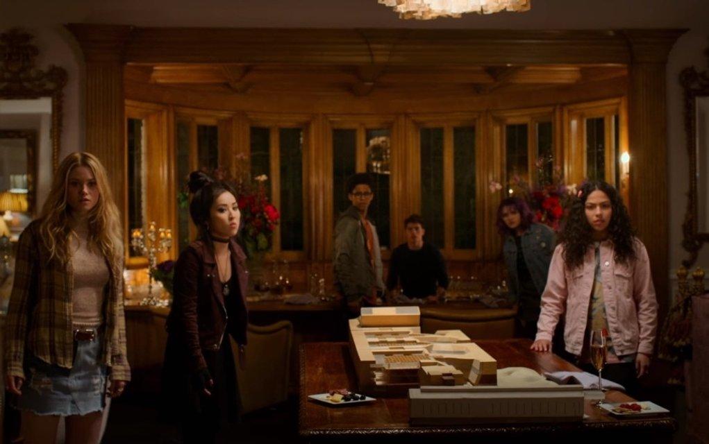 Беглецы: Marvel показала официальный трейлер сериала - фото 85336