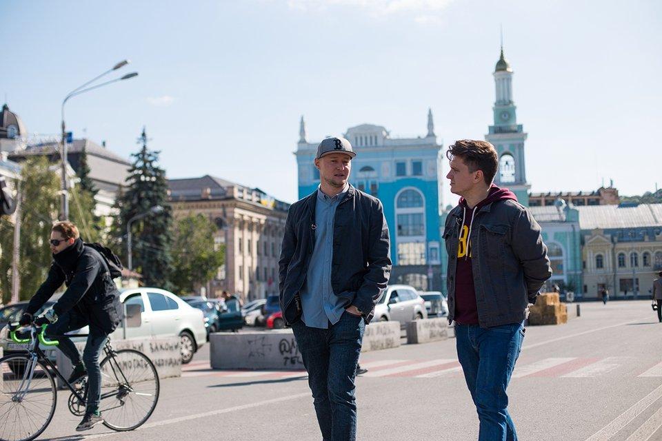 Андрей Хлывнюк и Анатолий Анатолич - фото 83113