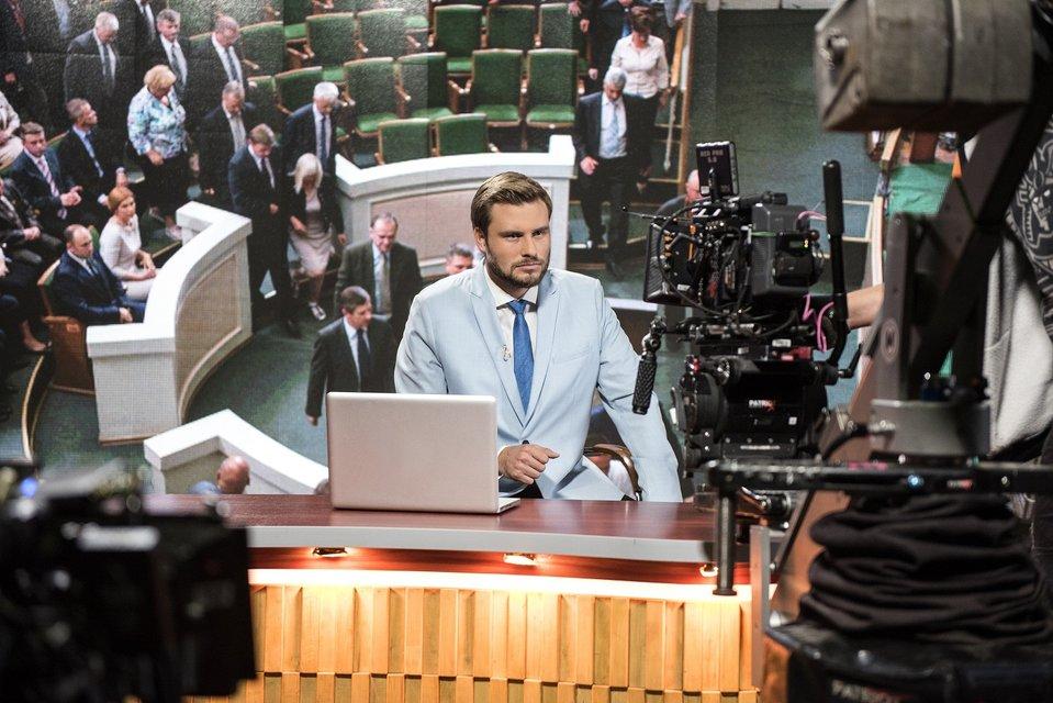 Слуга народа 2: Егор Гордеев снялся в сериале - фото 78076