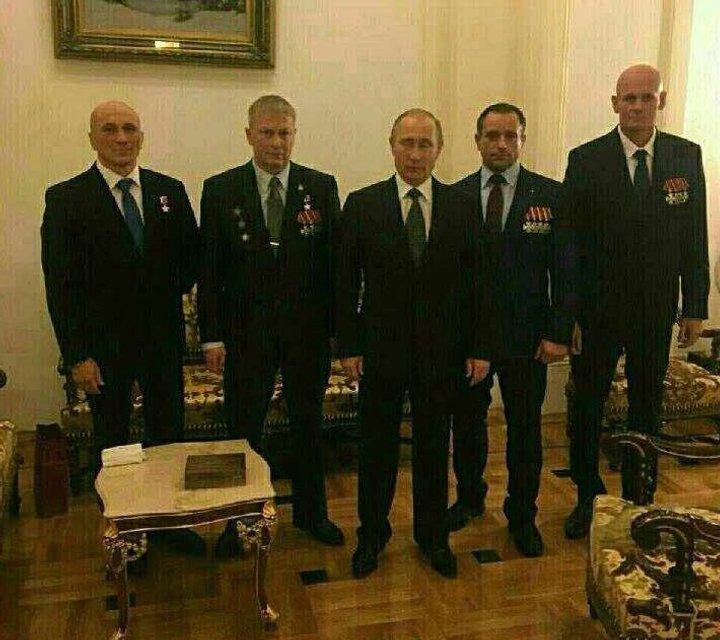 Путин и 'частники' - фото 79945