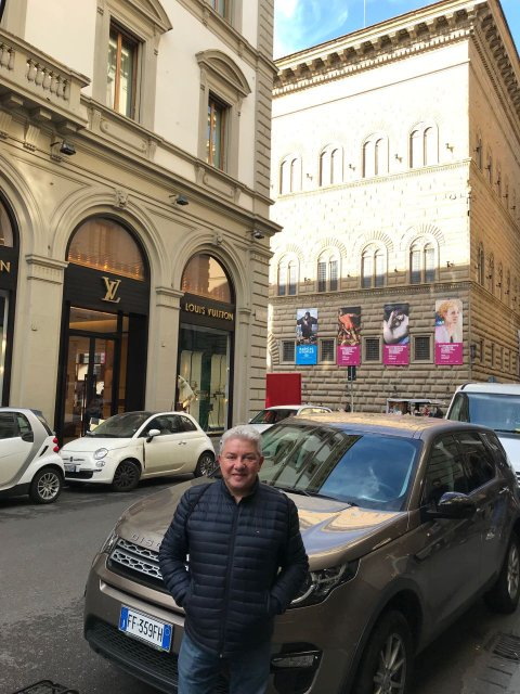 Олег Филимонов во Флоренции - фото - фото 84014