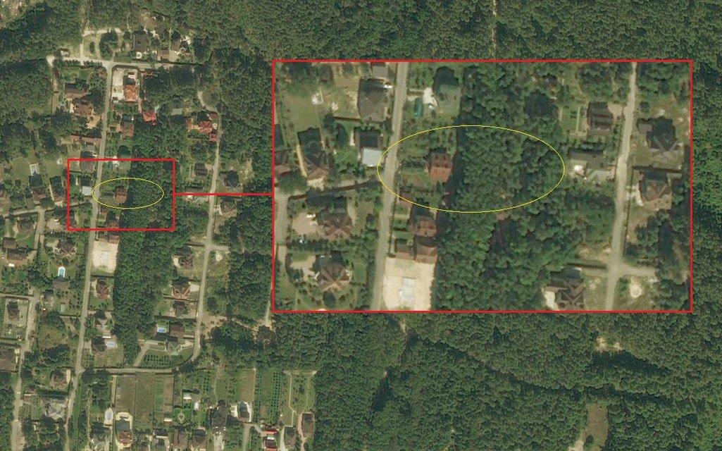 Кубло: Журналісти знайшли нове елітне селище можновладців із палацами та маєтками (фото) - фото 86019