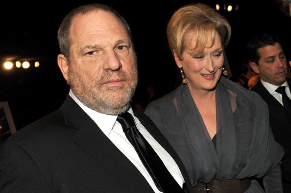 Обвинения в сексуальных домогательствах: Харви Вайнштейн и Мерил Стрип - фото 79640