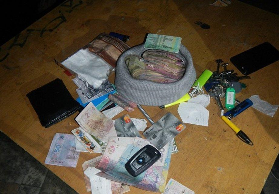 Во время обыска в ночном клубе Киева обнаружены наркотики - фото 85604