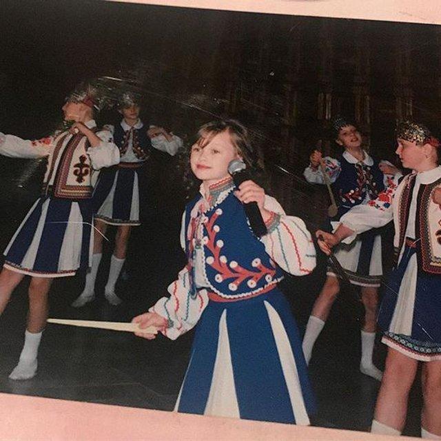 Мария Яремчук показала редкие фото с детства - фото 80537