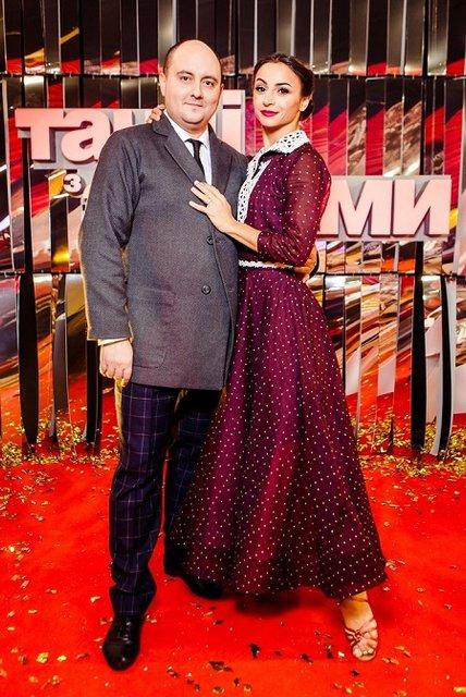 Танці з зірками 2017: Юрий Ткач и Илона Гвоздева - фото 83152