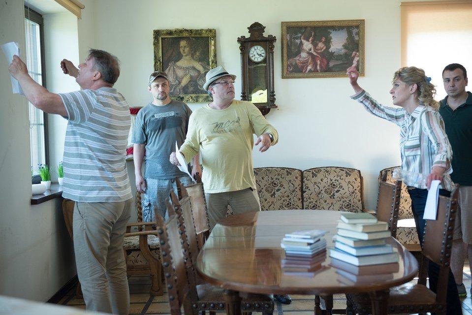 Слуга народа: президентская семья рассказала о неожиданных поворотах сюжета - фото 80406