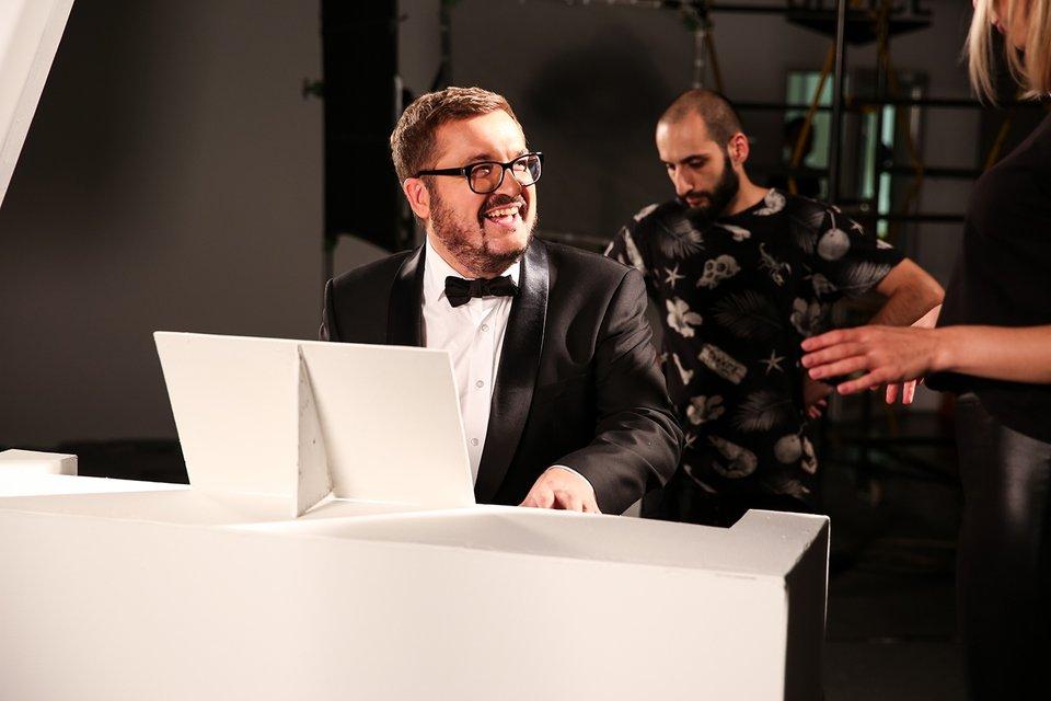 M1 Music Awards 2017: Александр Пономарев - фото 84344