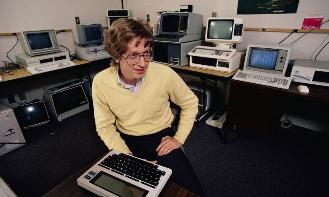 День рождения Билла Гейтса: Лучшие цитаты бизнесмена - фото 85357