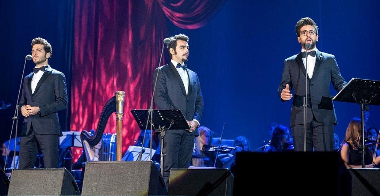 IL VOLO в Киеве концерт 23 окртября - фото 84133