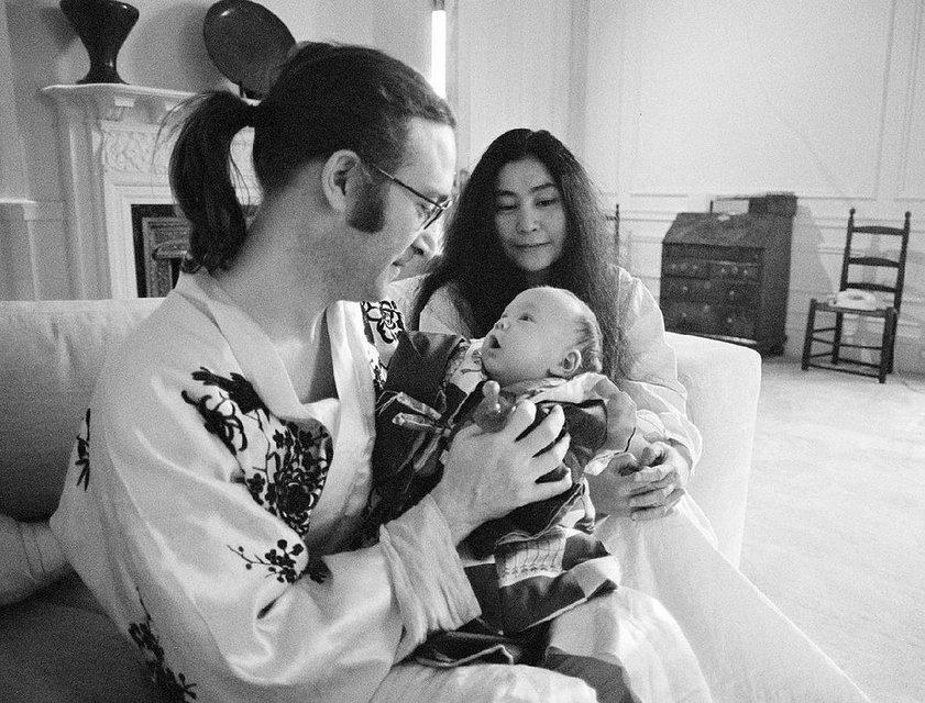 История любви Джона Леннона и Йоко Оно - одна душа на двоих и пять выстрелов в спину - фото 79828