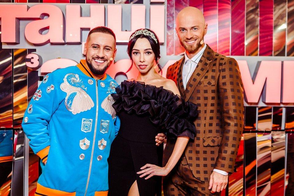 Танців з зірками 2017: Дима Монатик, Екатерина Кухар, Влад Яма - фото 83150