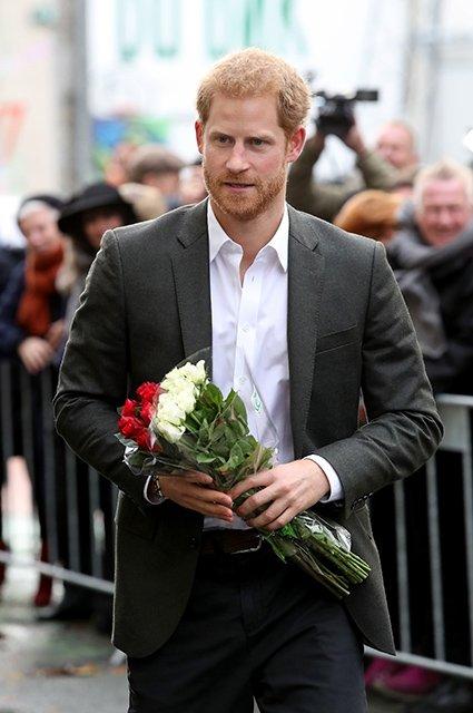 Раскрылась тайна знакомства принца Гарри и Меган Маркл - фото 85502