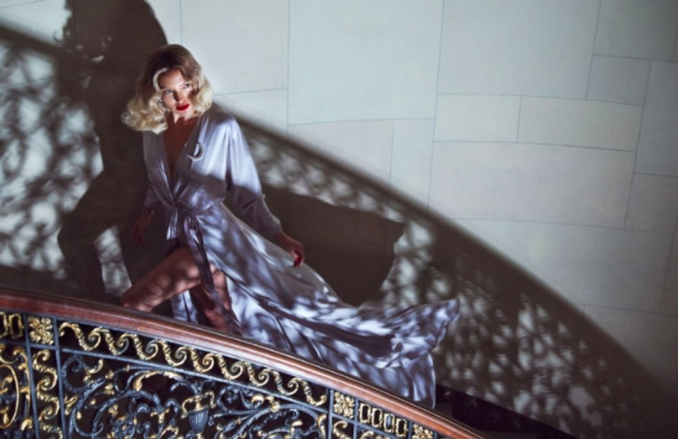 Кейт Хадсон поразила красотой в смелой фотосессии - фото 83625