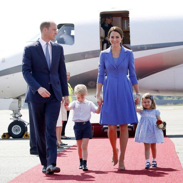 Принц Уильям и Кейт Миддлтон назвали дату рождения третьего ребенка - фото 82422