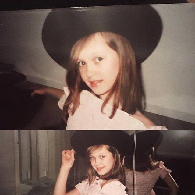 Мария Яремчук показала редкие фото с детства - фото 80540