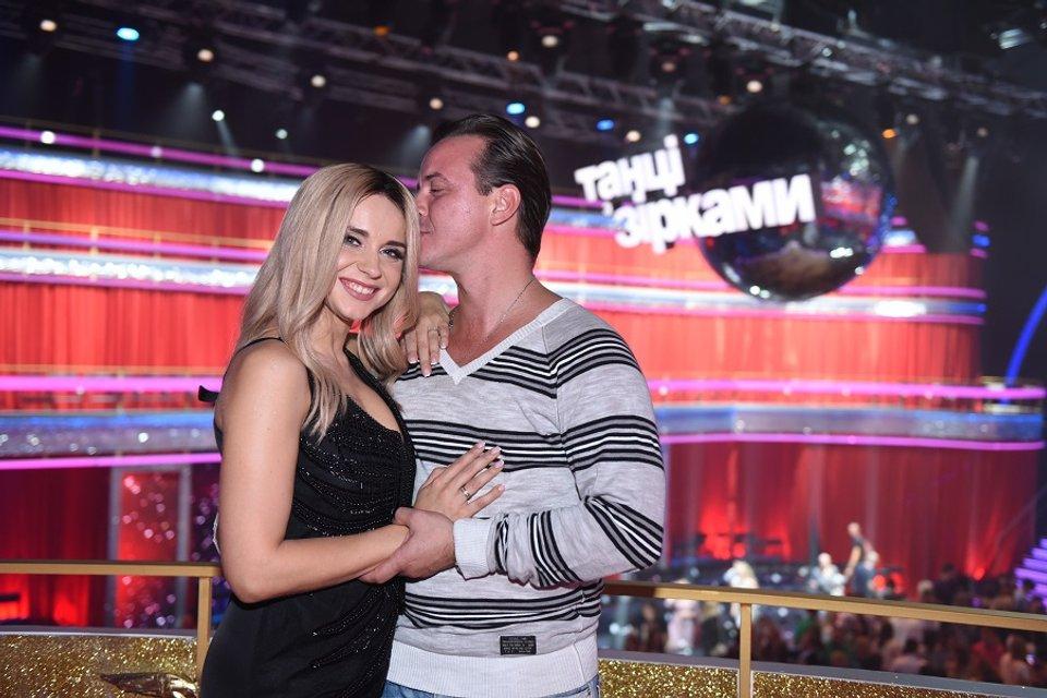 Танців з зірками 2017: Андрей Дикий и Лилия Ребрик - фото 83146