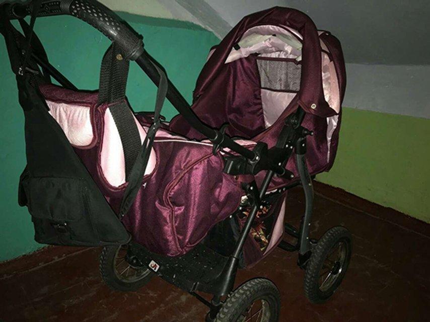 В Киеве неизвестный украл из детского садика двухмесячного младенца - фото 83280