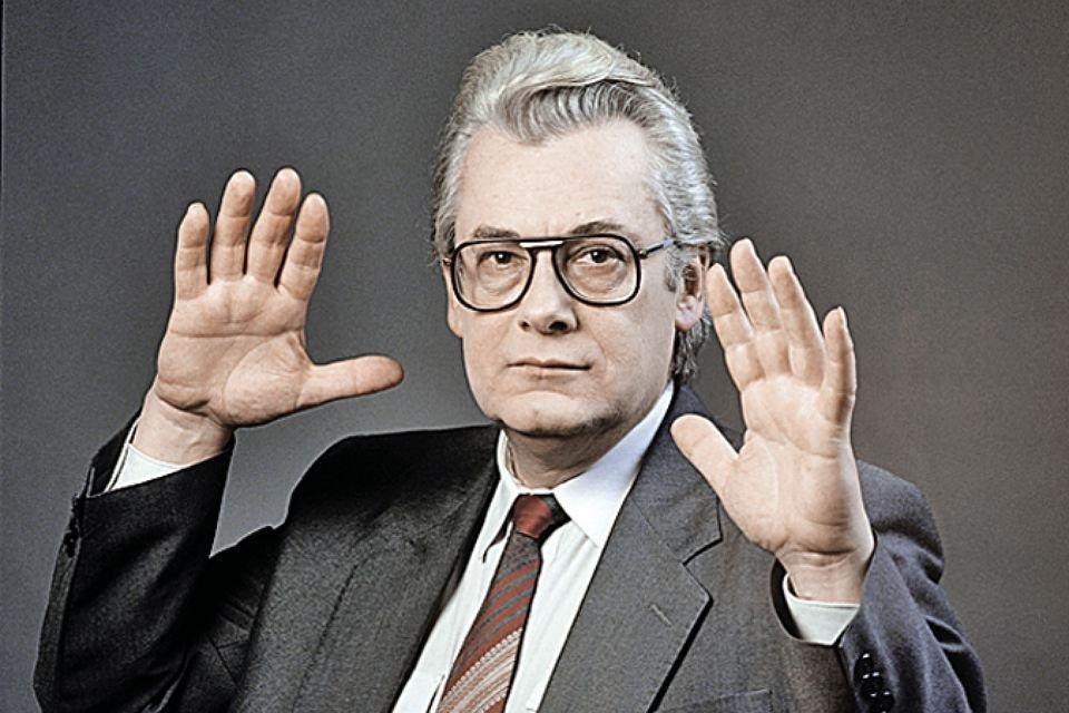 Умер Аллан Чумак - один из самых известных