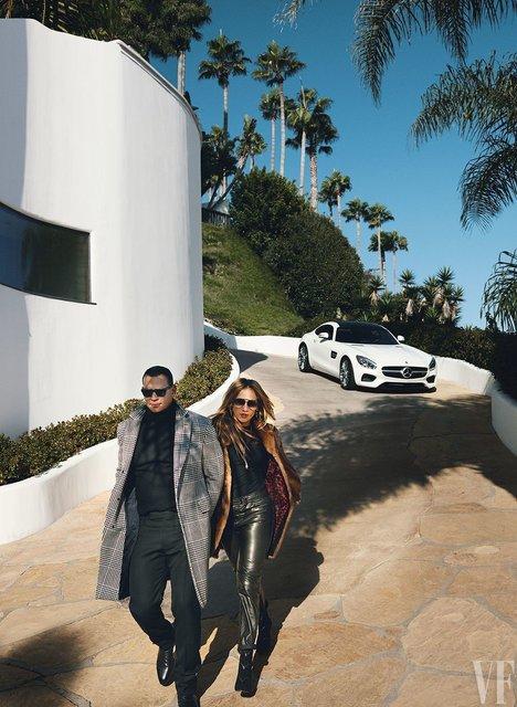 Дженнифер Лопес и Алекс Родригес - фото - фото 86312