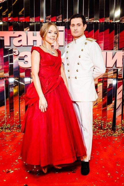 Танці з зірками 2017: Алена Шоптенко и Ахтем Сеитаблаев - фото 83145