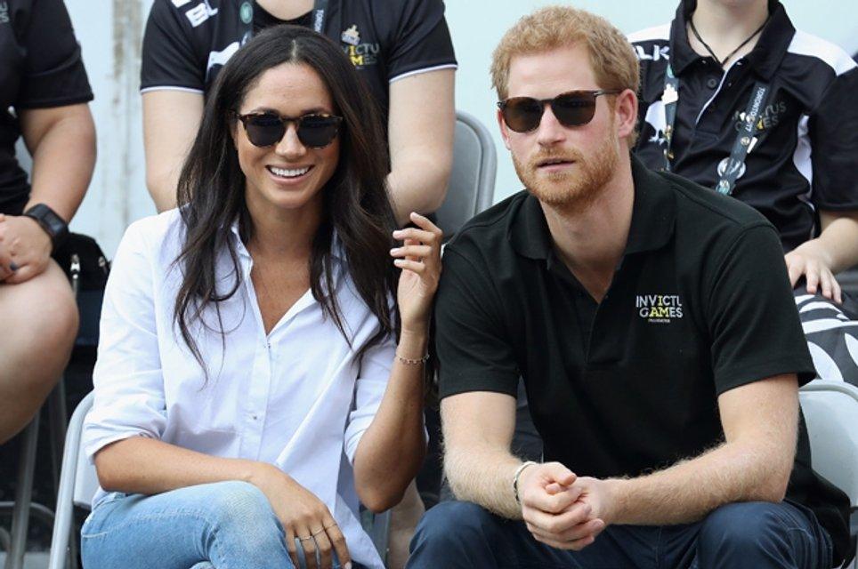 Раскрылась тайна знакомства принца Гарри и Меган Маркл - фото 85501