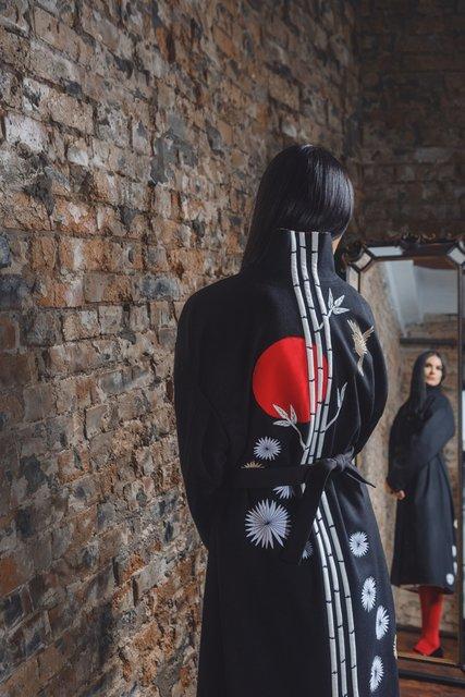 Маша Ефросинина заинтриговала уникальной фотосессией для Label One - фото 82847