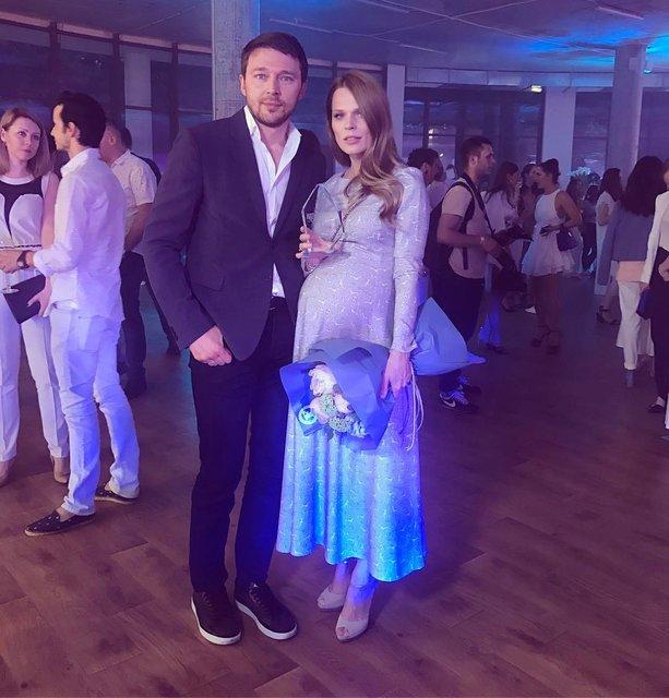 Владимир Локотко и Оля Фреймут - фото 82518