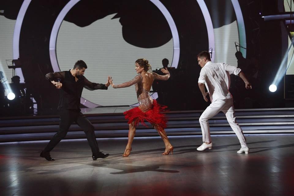 Танці з зірками 2017 9 выпуск Наталья Могилевская и Игорь Кузьменко - фото 83606