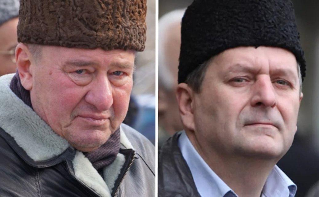 Россияне выдали Турции Ильми Умерова и Ахтема Чийгоза - фото 84508