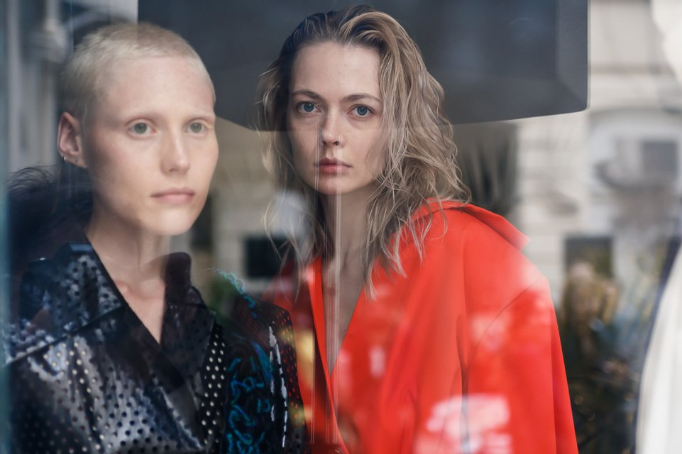 Лилия Литковская и Алан Бадоев произвели фурор на Парижской неделе моды - фото 78054