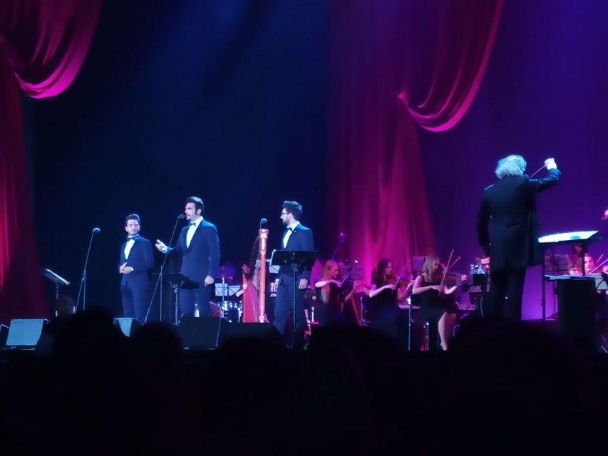 IL VOLO в Киеве концерт 23 окртября - фото 84138