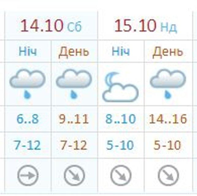 Синоптик сообщила, какую погоду ждать на Покрову в Киеве - фото 80791