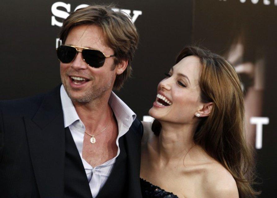 12 лет ада: Брэд Питт шокировал заявлением о браке с Анджелиной Джоли - фото 84935