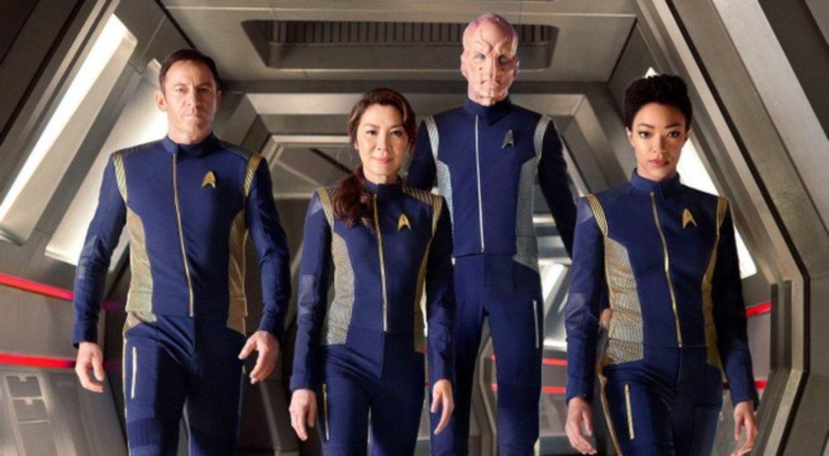 Звездный путь: Дискавери официально продлили на второй сезон - фото 85048