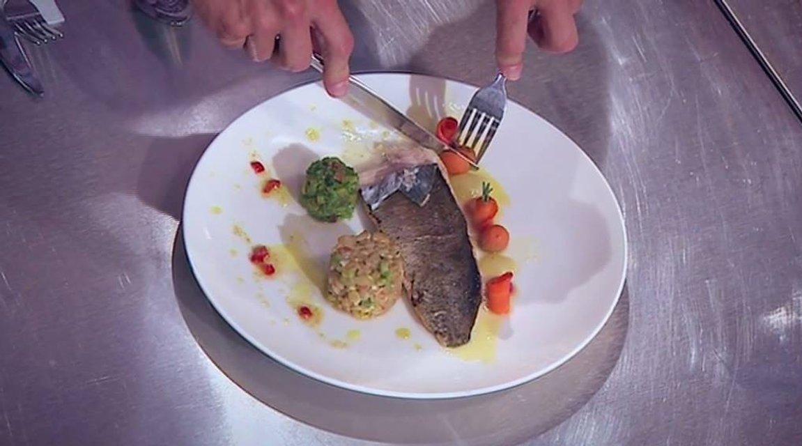 МастерШеф 7 сезон 15 выпуск блюдо победителей второго конкурса - фото 82304