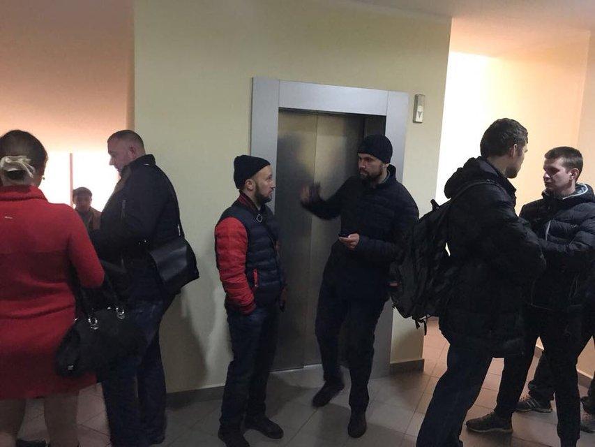 У сына Авакова проходит обыск - фото 86239