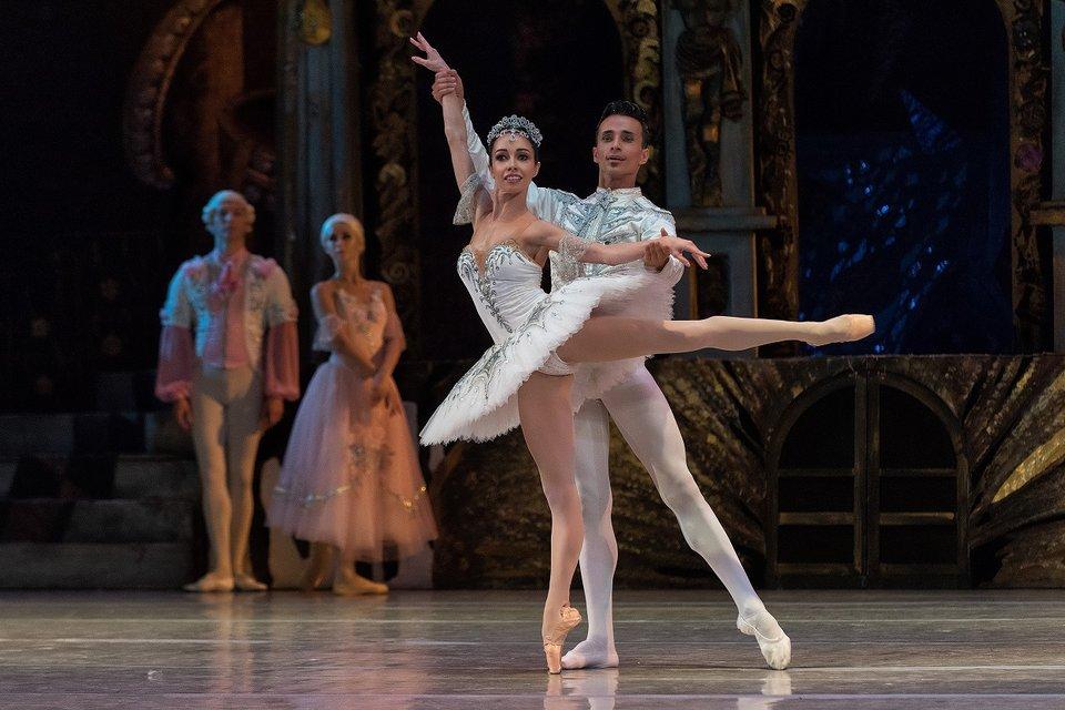 Стоянов и Кухар провели благотворительный балет, собравший аншлаг - фото 78064