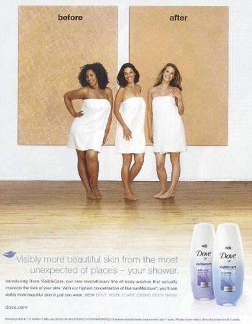 Dove и расизм: В рекламе бренда темнокожая женщина превратилась в белую - фото 80017