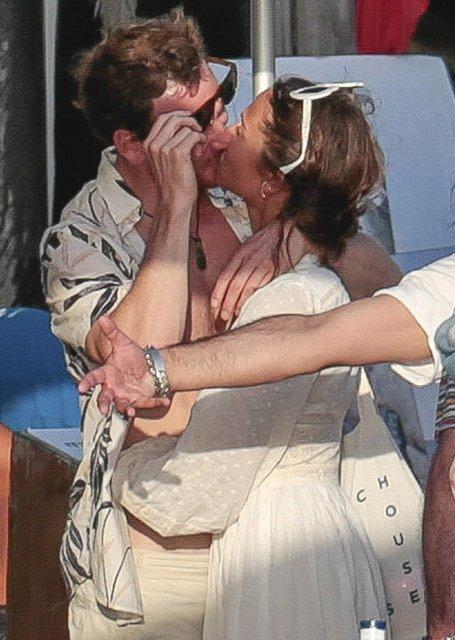 Алисия Викандер и Майкл Фассбендер поженились на Ибице - фото 81927