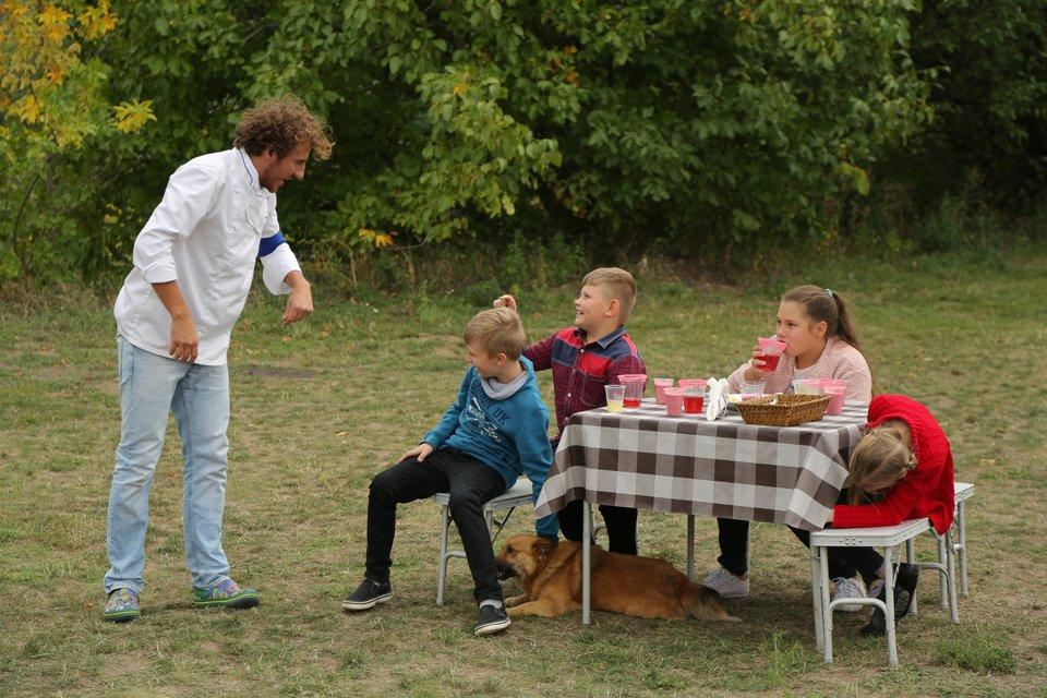МастерШеф 7 сезон 17 выпуск Евгений Клопотенко победитель 5 сезона - фото 84161