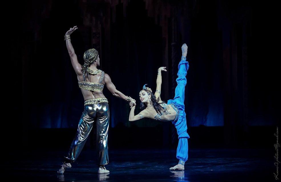 Адамжан Бахтияр и Екатерина Кухар - фото 86057