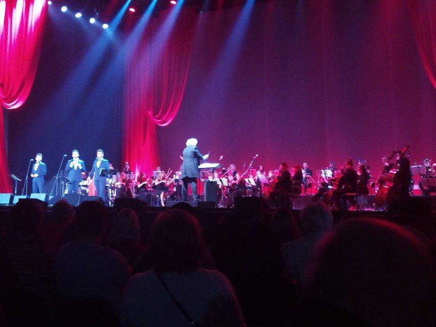 IL VOLO в Киеве концерт 23 окртября - фото 84141