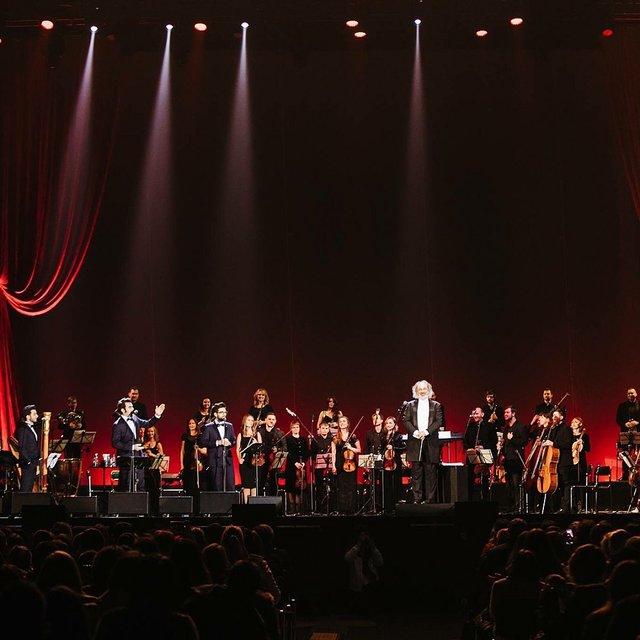 IL VOLO в Киеве концерт 23 окртября - фото 84134