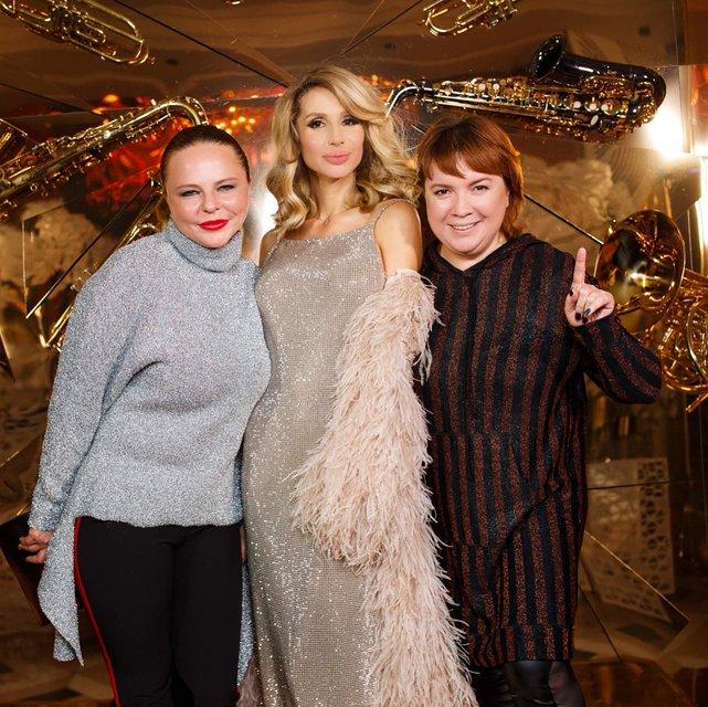 Светлана Лобода показала своих друзей-украинофобов на Дне рождения в Москве - фото 83222