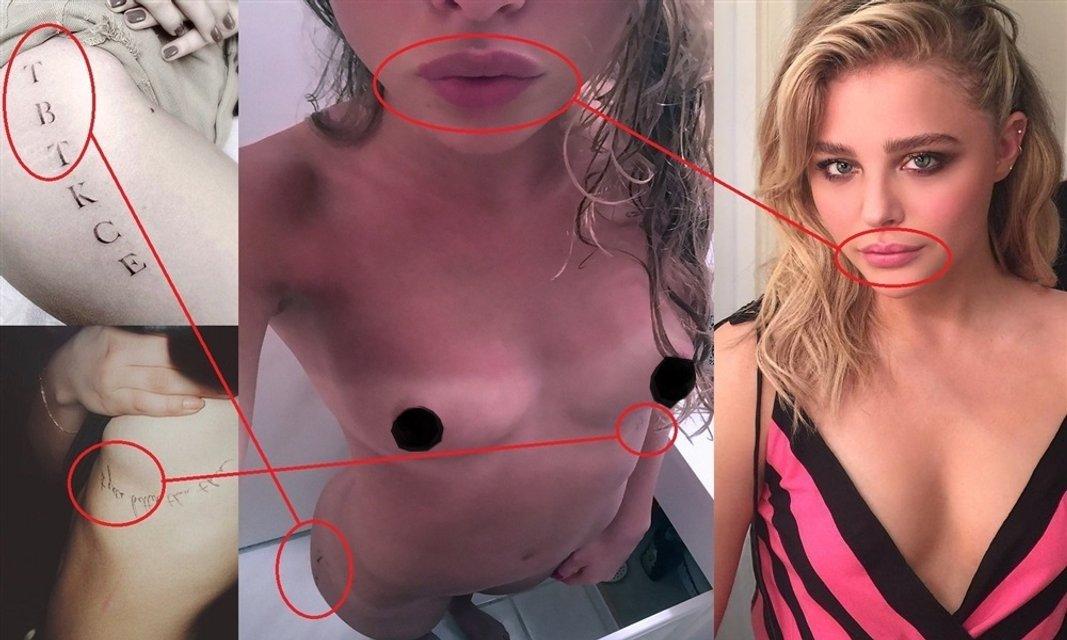 Интимные фото обнаженной девушки Бруклина Бэкхема слили в сеть, 18+ - фото 89890