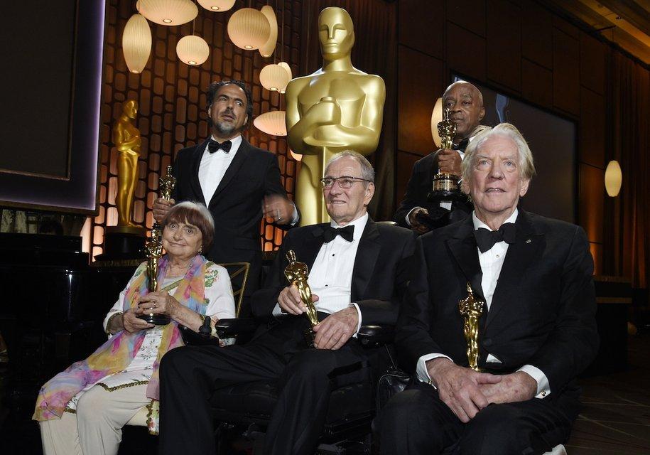 Почетная премия Оскар: кто получил награду - фото 89630