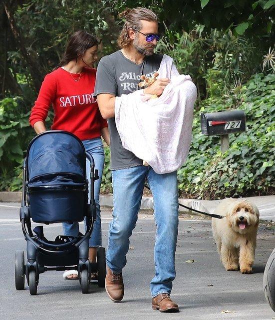 Ирина Шейк и Брэдли Купер планируют второго ребенка - фото 89188